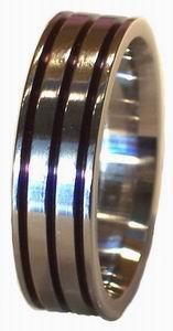 Ring 37 Titanium