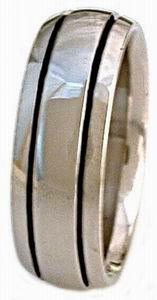 Ring 18 Titanium